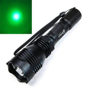 Baterijska lampa 802 green