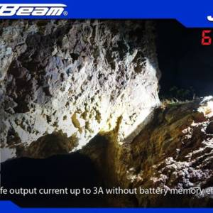 Baterija Jetbeam 16340 680mAh