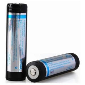 Baterija XTAR 18650 2600mAh